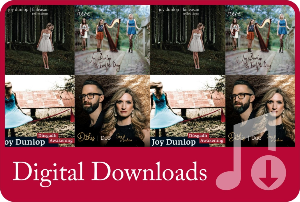 Joy Dunlop Digital Downloads